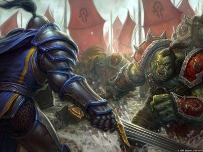 魔兽世界 WOW World Of Warcraft - 叽咪叽咪 | 游戏评测