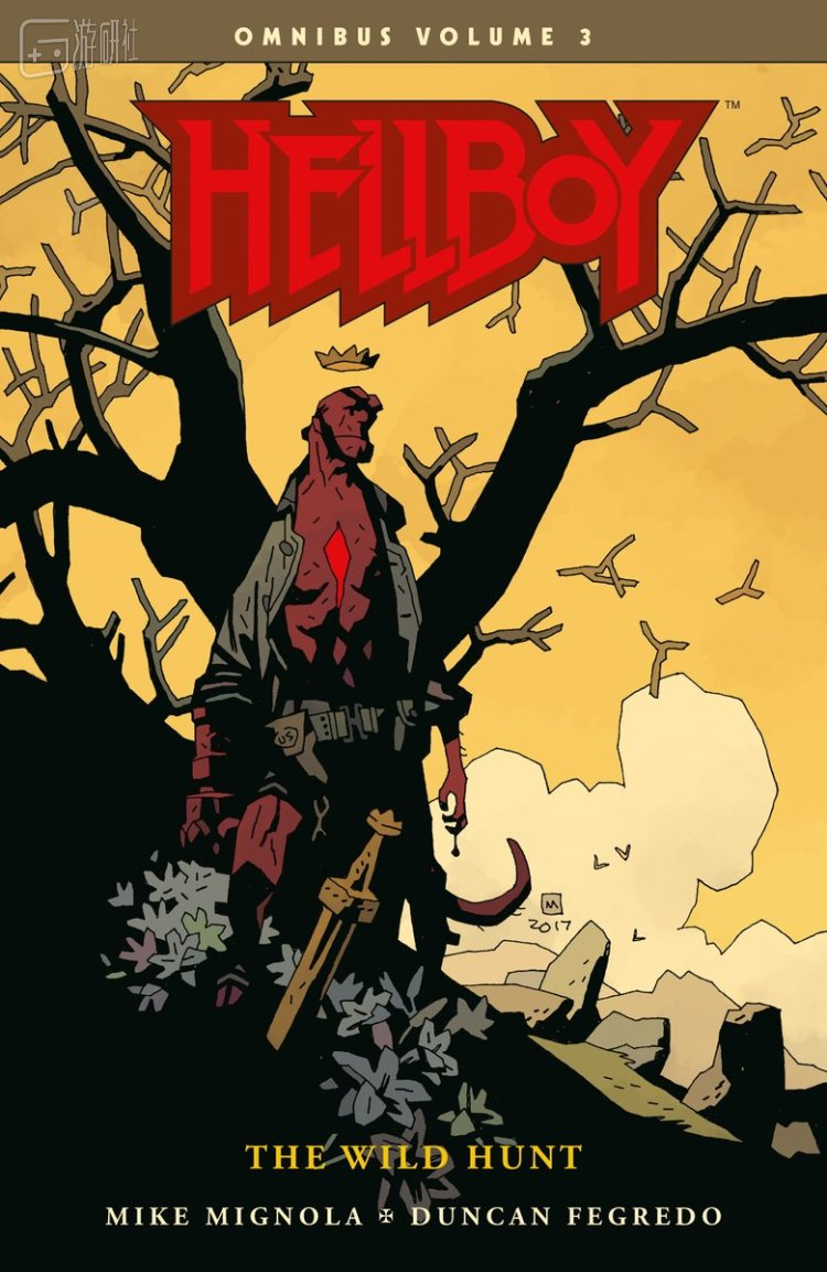 《地狱男爵》的创作者除了Mike Mignola,还有Duncan Fegredo