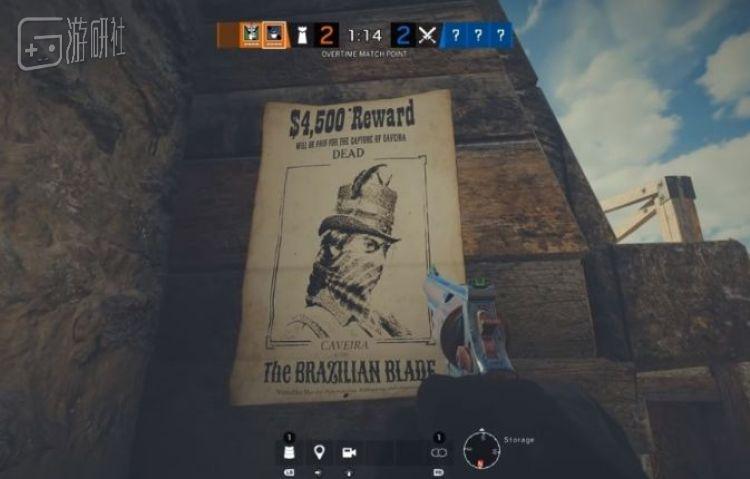 《彩虹�號》玩家想把遊戲裡的懸賞在現實裡兌現