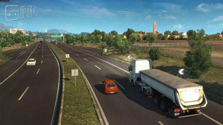我为什么喜欢《欧洲卡车模拟》?