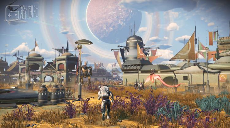 因游戏迟迟不更新,玩家用制作人的脸填满了《无人深空》